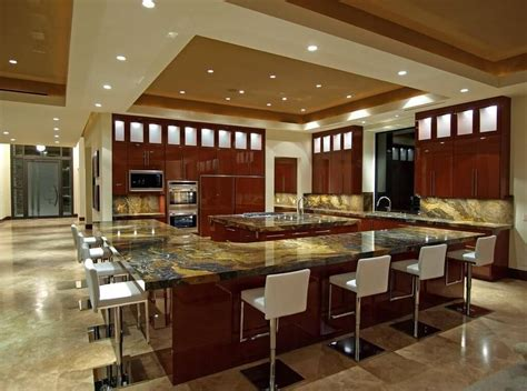 large kitchens design ideas 27 luxury kitchens that cost more than 100 000