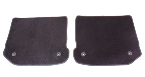 mats jetta mk4 rear floor mat set 99 05 vw jetta golf gti mk4 black