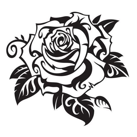 tattoo flower vector oakland raiders stencil cliparts co