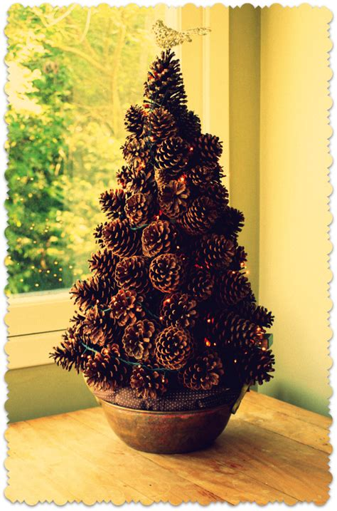 pine cone tree craft project pine cone tree crafts pine cone