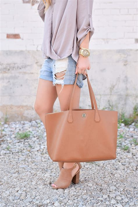 Burch Tote Vs Steve Madden Bag by Casual Transitional Murphy S