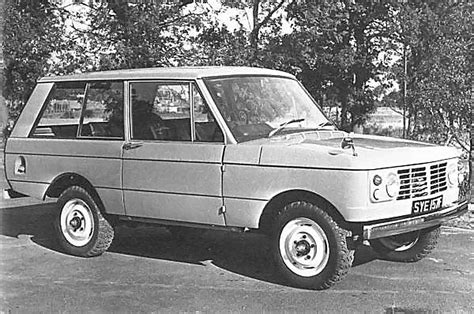 history of land rover 28 images picture special