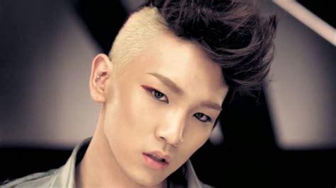 kpop 2014 hairstyles 15 crazy k pop hairstyles soompi