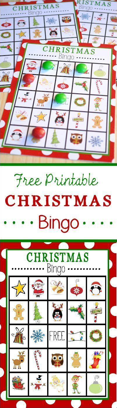 printable holiday bingo games christmas bingo christmas bingo bingo and free printable