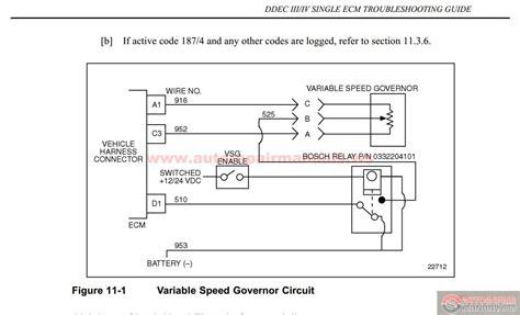 ddec ii wiring diagram pdf ddec 5 wiring diagram pdf wiring diagram