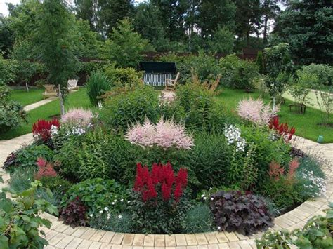 backyard flower beds 15 spectacular yard landscaping ideas and flower beds with