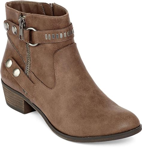 jcpenney a n a a n a axel womens ankle boots