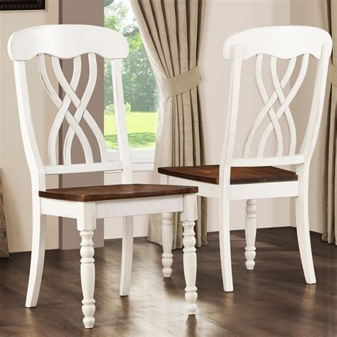 Oxford Creek Furniture by Oxford Creek Simple Countryside Chair Set Of 2 Various