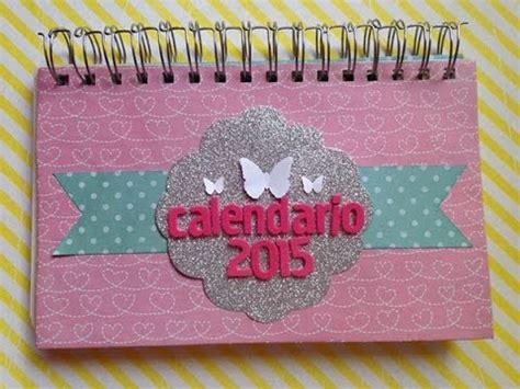 scrapbook calendar tutorial tutorial scrapbook calendario 2015 scrapbook calendar 2015