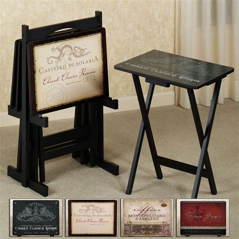 Tv Dining Tables Best 25 Tv Tray Makeover Ideas On Tv Trays Style Tv Trays And Style
