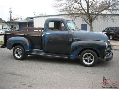 1954 chevy short bed pickup