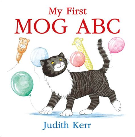 libro my first mog books my first mog abc judith kerr paperback