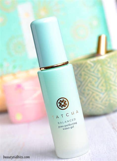 best light face moisturizer tatcha pore perfecting water gel moisturizer