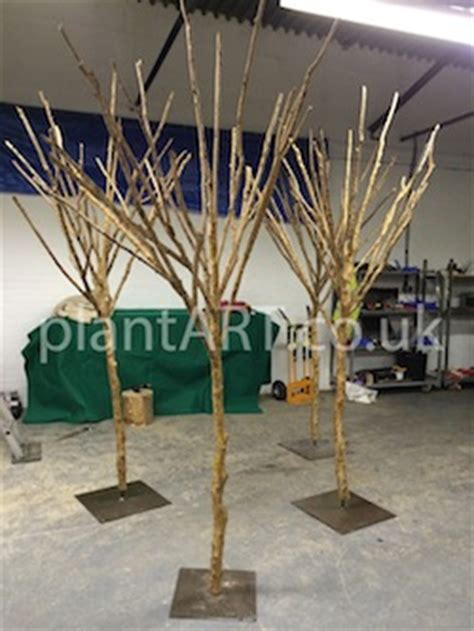 artificial bare trees 2 8m high artificial bare trees