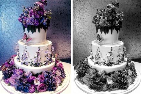 delicious examples  yummy wedding cake decorations