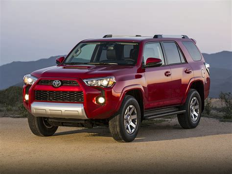 Toyota Suv 2014 2014 Toyota 4runner Price Photos Reviews Features