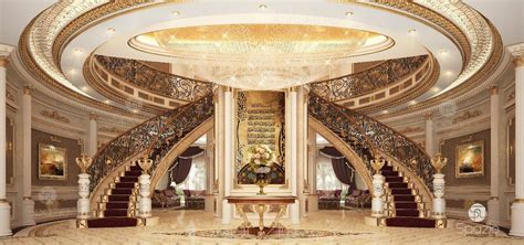 luxury palace interior design in the uae spazio