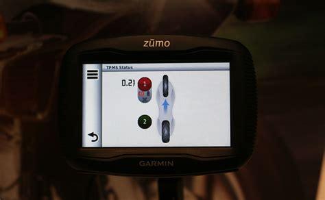 Motorrad Navi Kurvenreiche Strecke Garmin by Ifa 2013 Garmin Zumo 390lm Misst Den Reifendruck