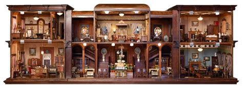 a s doll house titania s palace a dollhouse for a fairy queen the magical dollhouse