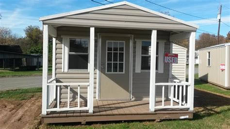 repo storage buildings  sale  nc hometown sheds