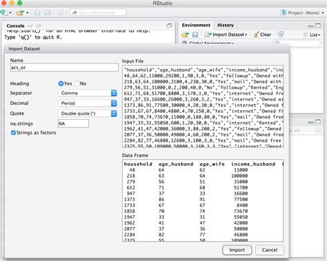 csv format datasets r studio the best rstudio tutorial of 2018 dataflair