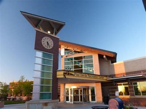 Broomfield Property Records Paul Derda Recreation Center City And County Of