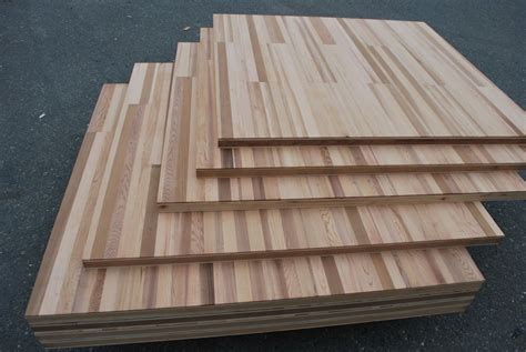 Lightweight Wood Ceiling Panels by Architectural Butcher Block Wood Panels Insulated