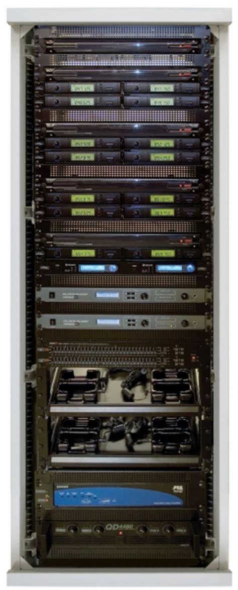 Pa System Rack Cabinet by Cie Pa Av Rack Design Build System Rack Build