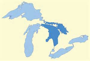 Michigan Great Lakes Map by File Lake Huron Svg Wikimedia Commons