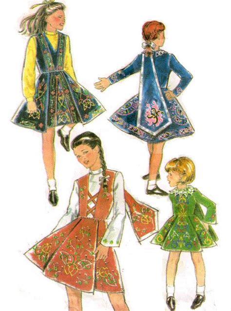 Sewing Patterns Ireland   irish dance solo costume dress danceworld 1 ireland 0582