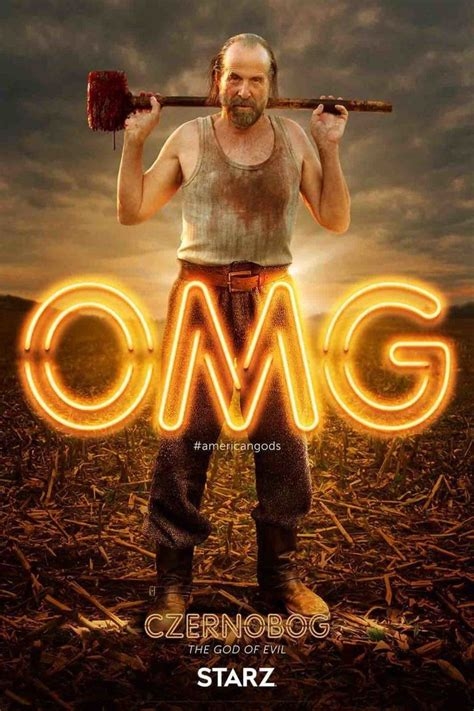 american gods series 1 omg would you look at these new american gods posters