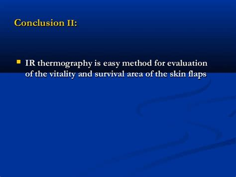 Infrared Thermography In The Evaluation Of Aerospace Composite evaluation of cutaneous flap survival by ir thermography