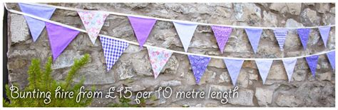 Handmade Bunting Uk - handmade bunting for weddings cumbria bunting for hire