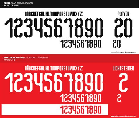 Custom Font Nameset Italy 2018 unique 2018 world cup font revealed footy headlines