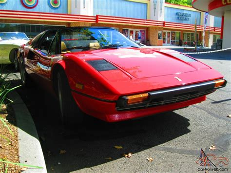 Ferrari 308 Wheels For Sale by 1981 Ferrari 308 Gts With 16 Quot Euro Wheels