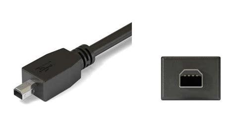 Konektor Usb Bb bermacam tipe kabel konektor usb soscilla