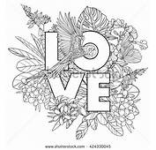 Coloring Page Stock Images Royalty Free &amp Vectors