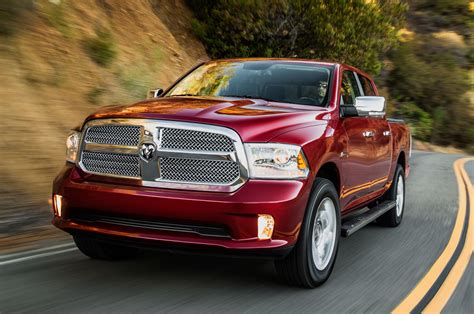 2014 ram 1500 diesel mpg 2014 ram 1500 ecodiesel posts impressive number in real
