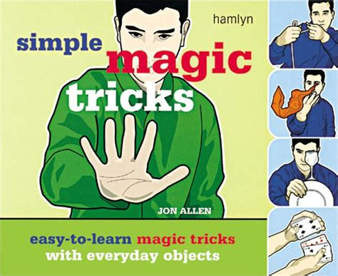 libro tricks for free incryptid simple magic tricks easy to learn magic tricks with everyday objects by jon allen paperback