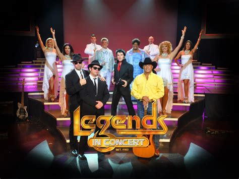 legend of new year new year s with legends in concert branson ticket travel