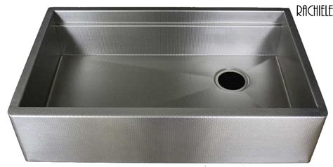 stainless steel sink scratches stainless steel sinks that hide scratches and water spots