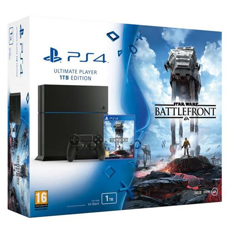 Ps4 Wars Battlefront sony ps4 playstation 4 1tb wars battlefront