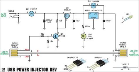 Usb Power Injector usb power injector for external drives eeweb community