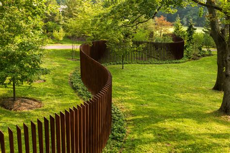12 Delightfully Different Garden Walls And Fences Garden Walls And Fences