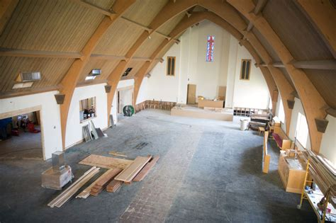 pella lutheran transforming into venue for weddings and