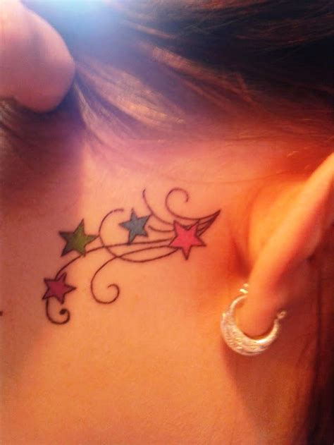 small heart tattoos behind ear best 25 ear tattoos ideas on ear