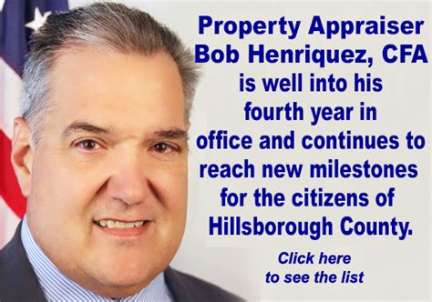 Hillsborough County Property Tax Records Hillsborough County Property Appraiser Gt Home