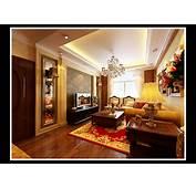 Cozy Modern Living Room 3D Model Max  CGTradercom
