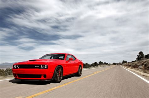 2015 Dodge Challenger Srt Hellcat 2015 Dodge Challenger Srt Hellcat Road Photo 12