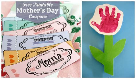 Mothers Day Handmade Gifts - handmade gift ideas for s day